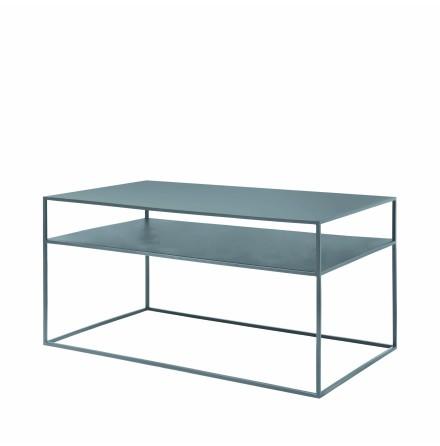 FERA Soffbord, 90x45 cm, Steel Gray (H)
