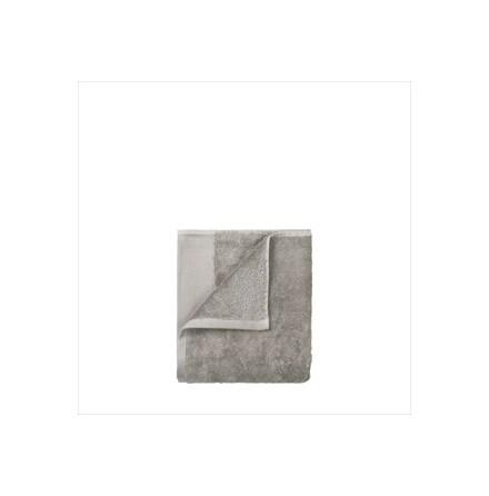 RIVA Gästhandduk Set/4 30x30 cm, Elephant Skin