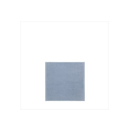 PIANA, Badrumsmatta 55x55 cm, Ashley Blue, Blomus