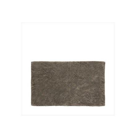 TWIN, Badrumsmatta 60x100 cm, Tarmac, Blomus