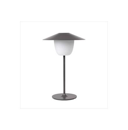 ANI Mobil LED-Lampa, H 33 cm, Warm Grey