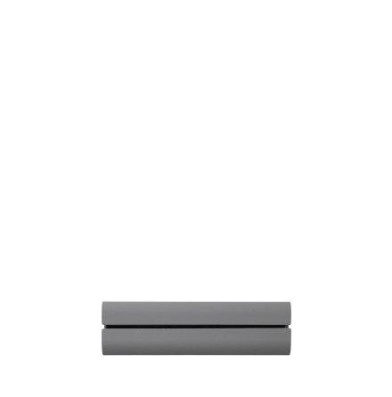 TEWO, Nyckelbricka, Steel Gray