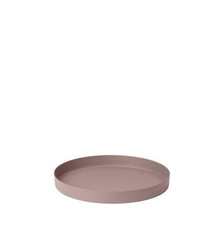 REO Bricka, Ø 25,5 cm, Small, Bark