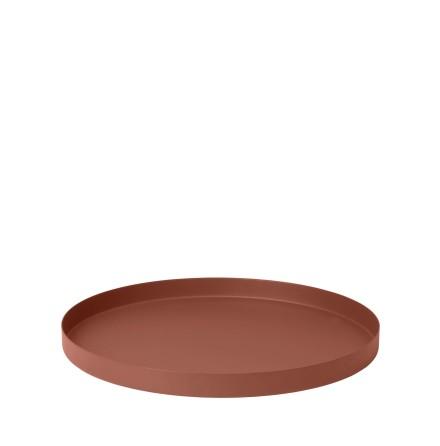 REO Bricka, Ø 36 cm, Large, Rustic Brown