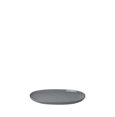 RO Serveringsfat Oval small Sharkskin