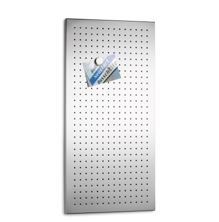 Magnet Board, perforated, 40 x